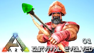 ARK: SURVIVAL EVOLVED - NEW EPIC JOURNEY BEGINS !!! PRIMAL FEAR OLYMPUS E01