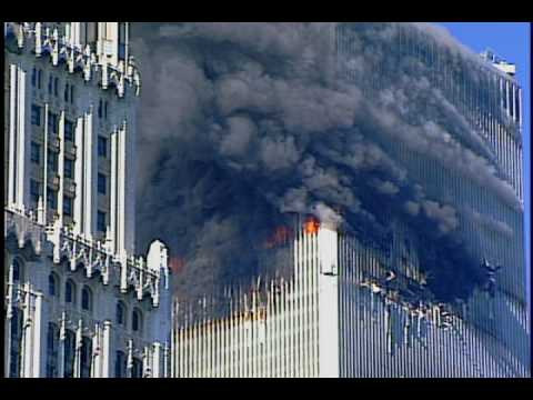 9/11/2001 - This video was taken directly across the WTC site from the top of another building. It is the most clear video that I have ever seen