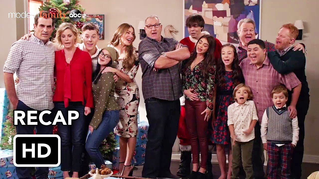 Modern Family Series Recap (HD) 10 Seasons in 5 Minutes