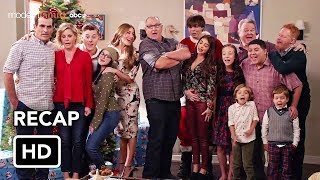 Modern Family Series Recap (HD) 10 Seasons in 5 Minutes