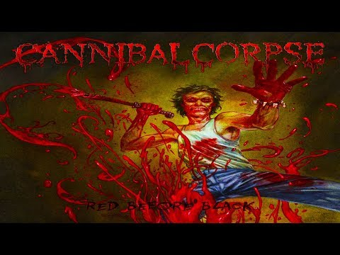 CANNIBAL CORPSE - Red Before Black [Full-length Album]