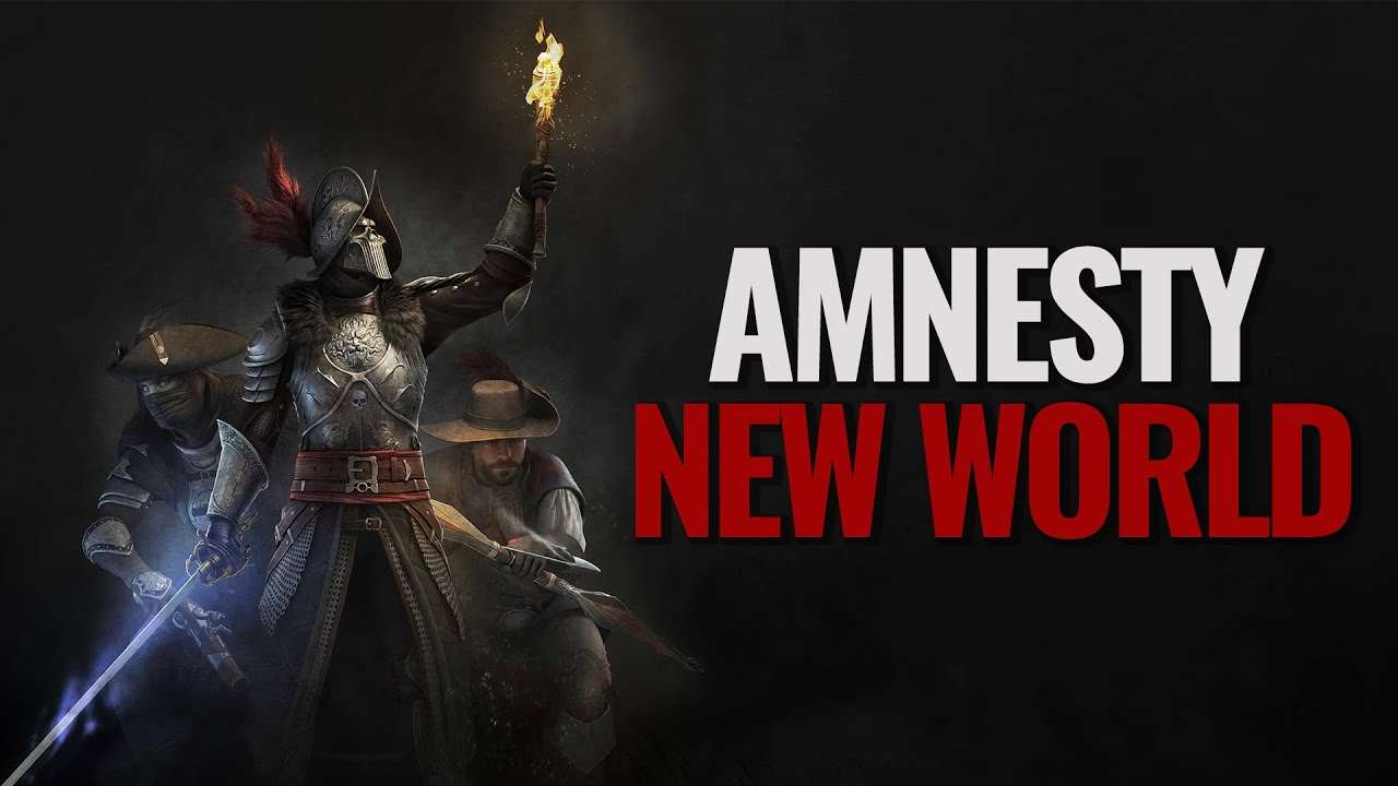 Amnesty Oceanic Guild - New World Introduction