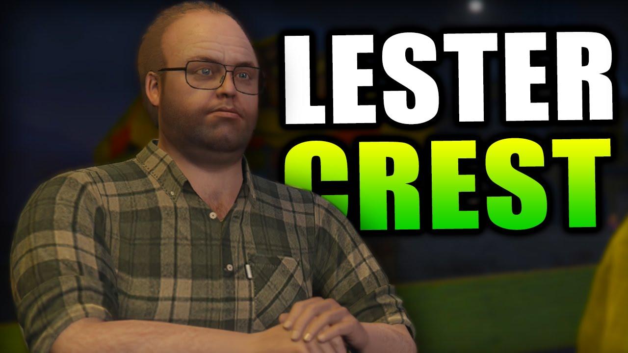 Gta 5 Lester