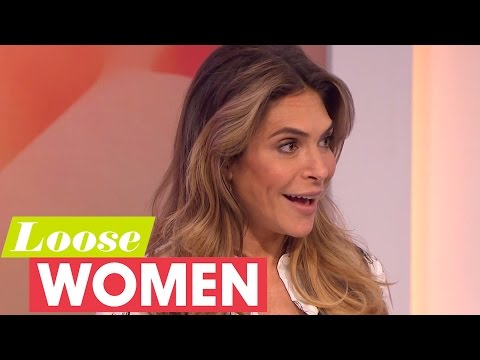 Robbie Williams Gets On SO Well With Ayda Field's Mum!  Loose Women