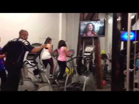 Soirée Dj à manhattan fitness