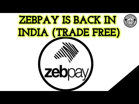 Zebpay Is Back In INDIA   Latest Update   HINDI