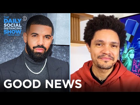 Your House Can Smell Like Drake & The Queen Is Hiring | The Daily Social Distancing Show