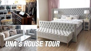 ENG) 저 이사했어요! 처음 공개하는 유나의 랜선집들이 Una's House tour  | 뷰티클라우드 유나 UNA