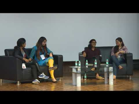 Image from Panel discussion : Women in Open source
