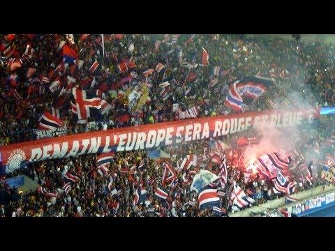 PSG vs Bayern : ambiance du match [27/09/17]