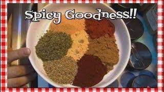How To Make Salt Free Fajita Seasoning: Noreen's Kitchen