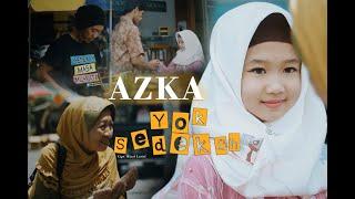 Azka  - Yok Sedekah (Official Music Video)