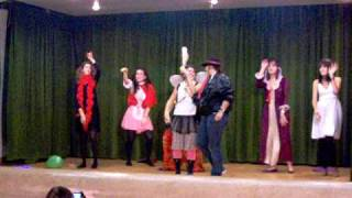 Trofeo Niña Maria 2010- Judy con disfraz