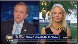 SHOTS FIRED! KELLYANNE CONWAY JUST EXPOSED THE ONE THING OBAMA DIDN