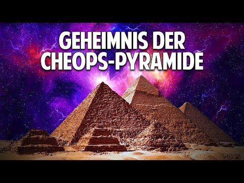 Beeindruckende Entdeckung: Das Geheimnis der Cheops-Pyramide