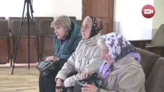 Руководитель Слонимщины Олег Таргонский провел прием, пришло около 30 человек