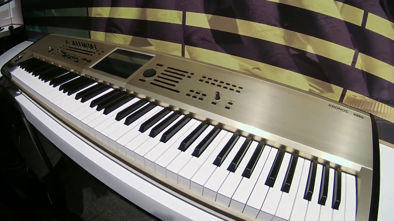 kronos 88 key workstation