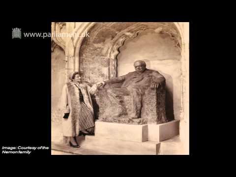 Oscar Nemon: Churchill's Sculptor, a talk by Aurelia Young