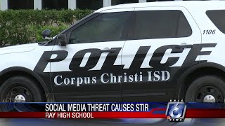 Two social media threats in two days alarm CCISD officials