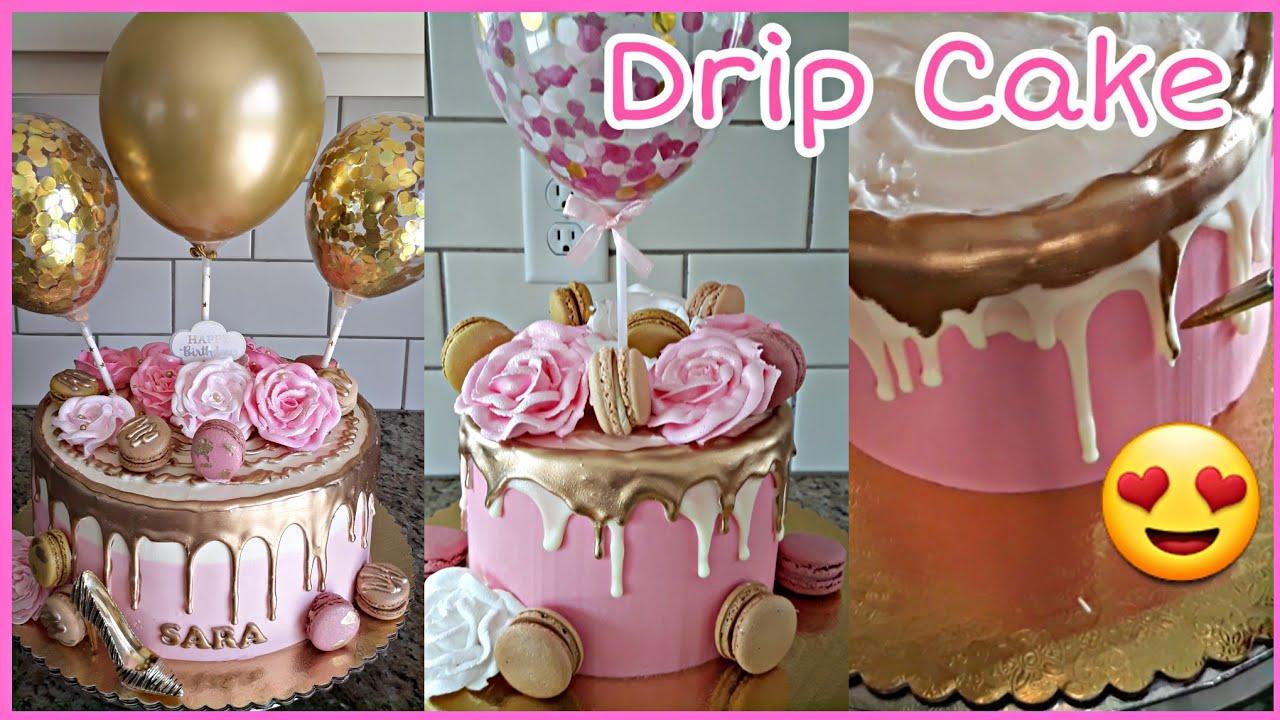 Drip Cake Ohje