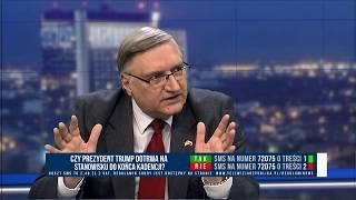BOGDAN SZAFRAŃSKI (amerykanista) - JAK WYGLĄDA MILITARNA WSPÓŁPRACA POLSKO-AMERYKAŃSKA?