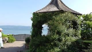 松江イングリッシュガーデン(バラとスイレン)Rose&Water lily:Matsue English Garden