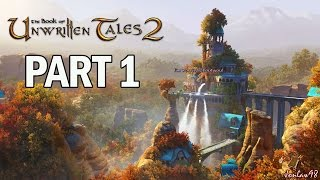 The Book of Unwritten Tales 2 Walkthrough Part 1 - Let
