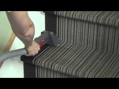 How To Use The Rug Doctor Hand Tool