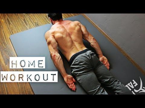 Extremes 5 Minuten Rücken Workout für Zuhause!