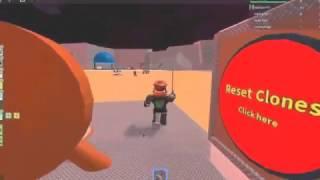 roblox clone tycoon gameplay (error video)
