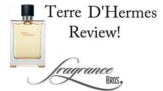 Terre D'Hermes Review! EDT versus Pure Parfum!