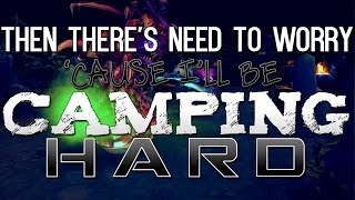 Repeat youtube video Instalok - Camping Hard (OneRepublic - Counting Stars PARODY)