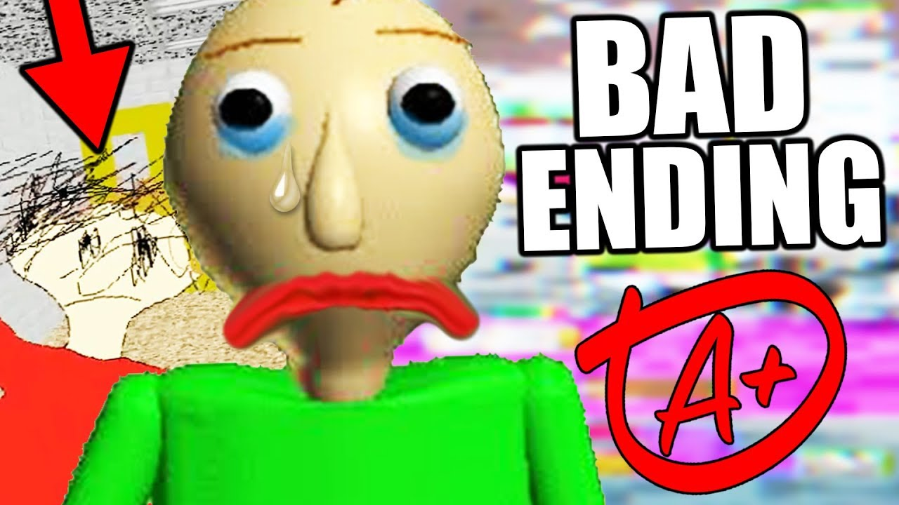how to play baldis basics