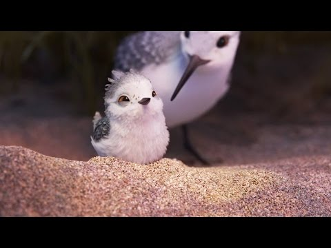 Pixar PIPER - Exclusive First Look [HD]