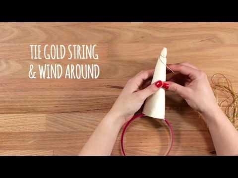 How to Make: Unicorn Headbands
