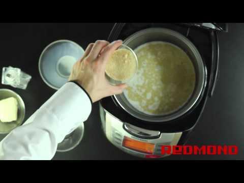Рецепт пшенной каши в мультиварке редмонд