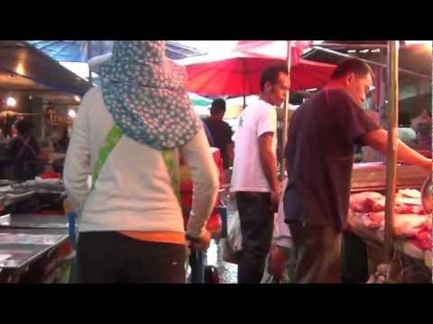 นนทบุรี Nonthaburi Market, Thailand, summer 2011