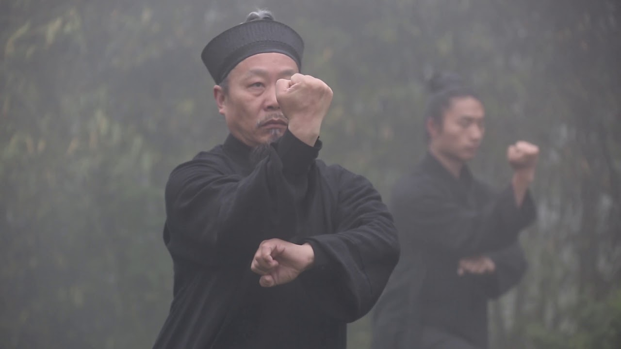 Wudang Tai Chi: Take a leaf out of their book and go outside and practice!