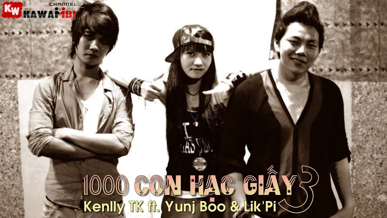 1000 Con Hạc Giấy (Part 3) - Kenlly TK ft. YunjBoo & Lik'Pi [ Video Lyrics  ] - YouTube