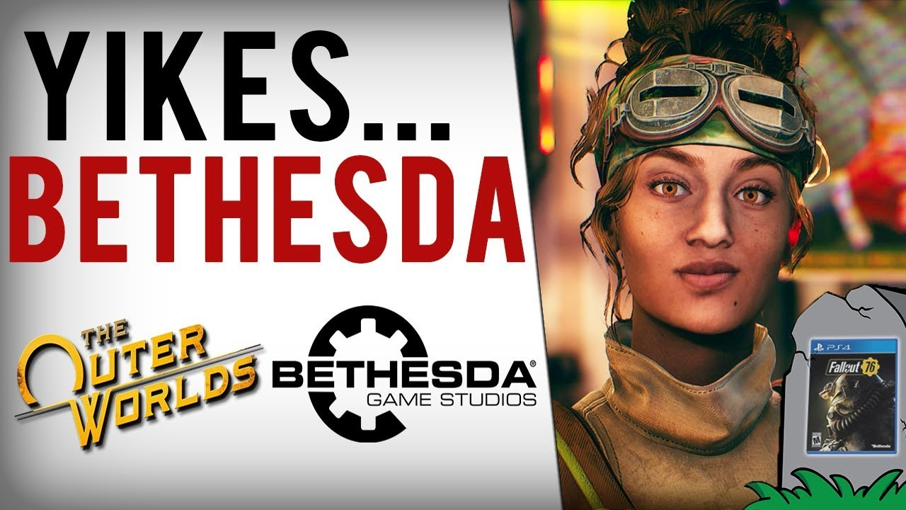 Obsidian's The Outer Worlds Makes Bethesda Look Lazy & Incompetent... Fallout 76 Protests Get Worse thumbnail