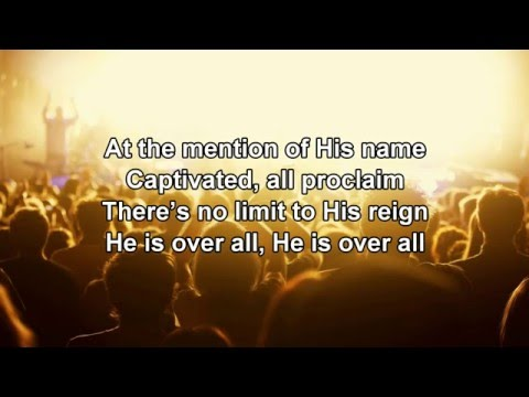 All Hail - Planetshakers (2015 New Worship Song with Lyrics)