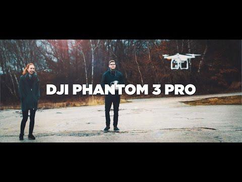 DJI Phantom 3 Professional Review – DROHNE für PROS! [English Subs]