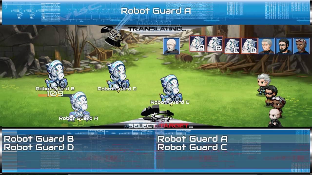 ARC-RPG - Latest Battle HUD Update