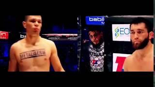 Kamil Oniszczuk / skrót walki Babilon MMA 5 [Ankos TV]