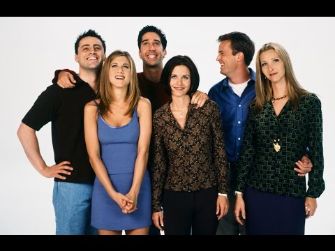 Inside Friends - Cast says Good bye to FRIENDS