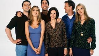 Inside Friends - Cast says Good bye to FRIENDS