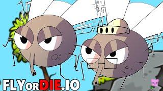 VOE ou MORRA o RETORNO - FlyorDie.io