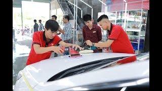 Đào tạo - Khóa học nghề chăm sóc xe chuyên nghiệp tại Gia Lâm Auto Detailing, Bình Dương