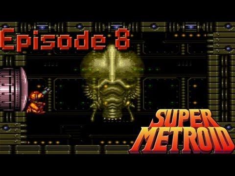 Super Metroid: Episode 8 - Phantoon Song