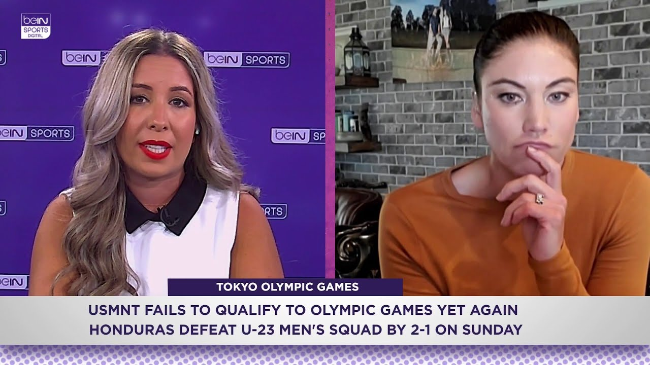Megan Rapinoe on USWNT's Olympics hopes: It's 'do or die'